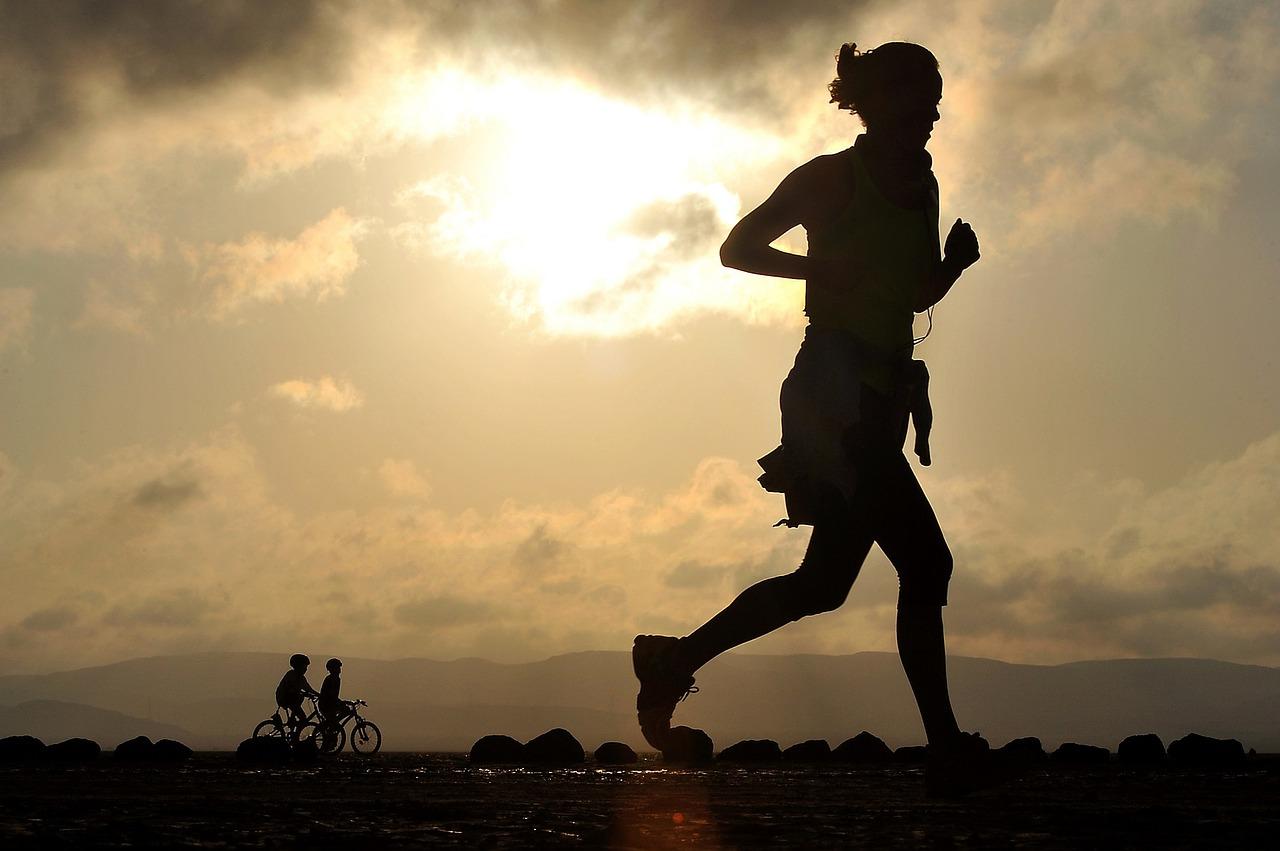 5k PB running