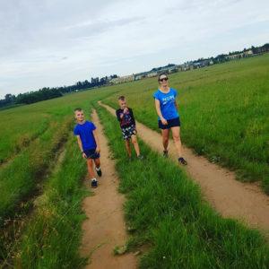 exercise brain walk kids