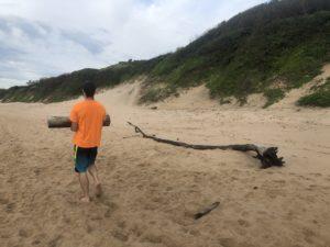 exercise brain beach