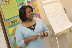 Lockdown truths teacher